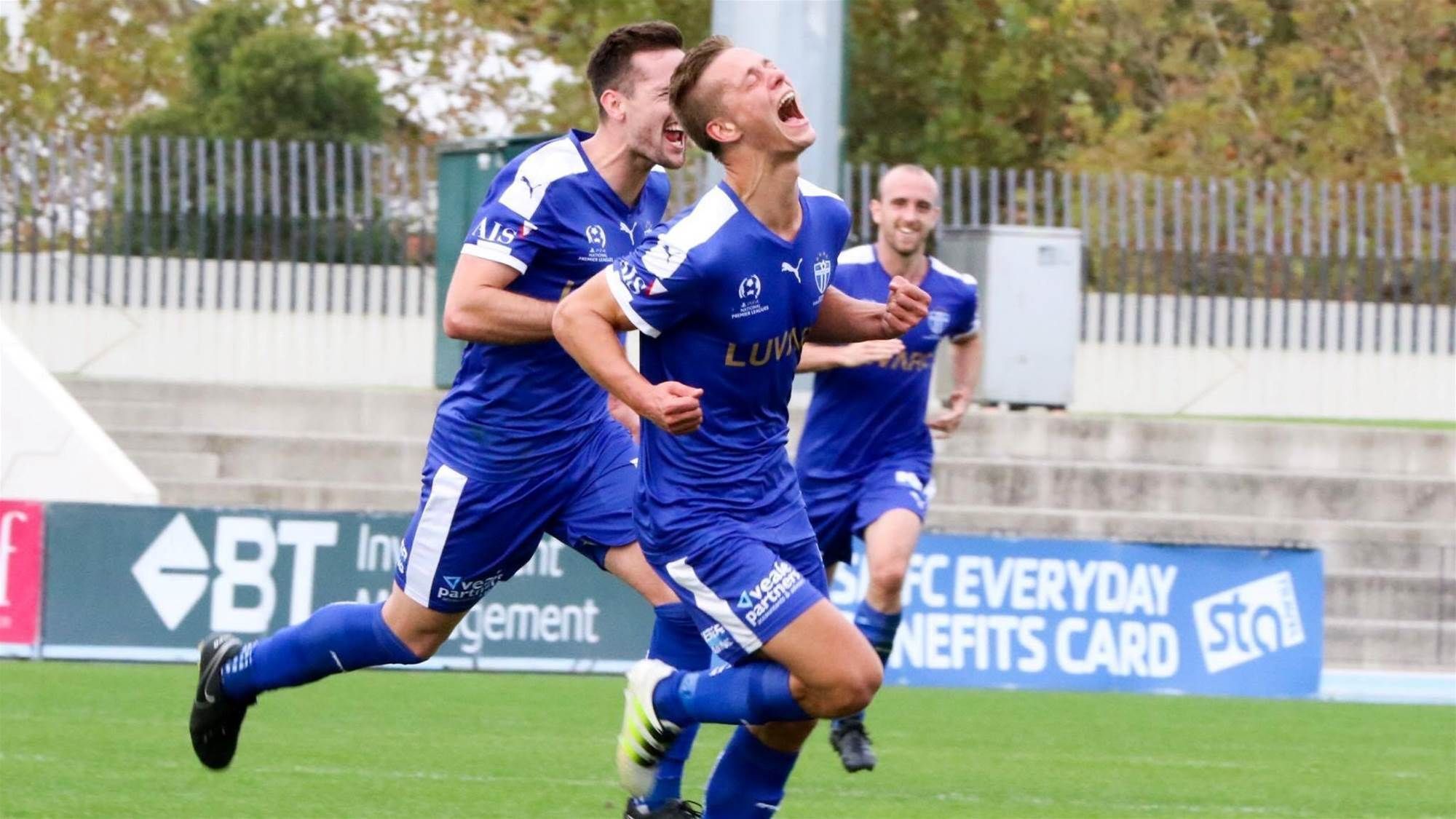 We're a great FFA Cup scalp – South Melbourne
