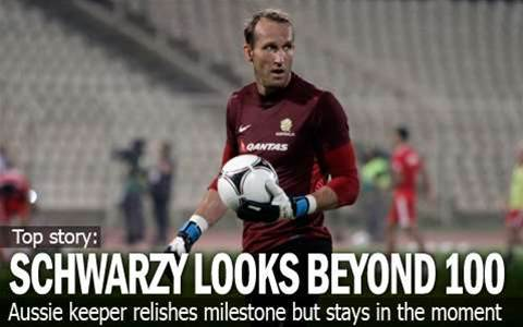 Schwarzer Enjoys Century Milestone