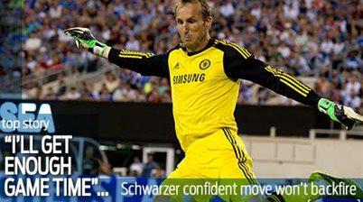 Schwarzer understands Roo fan concerns