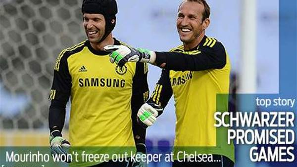 Schwarzer promised playing time at Chelsea