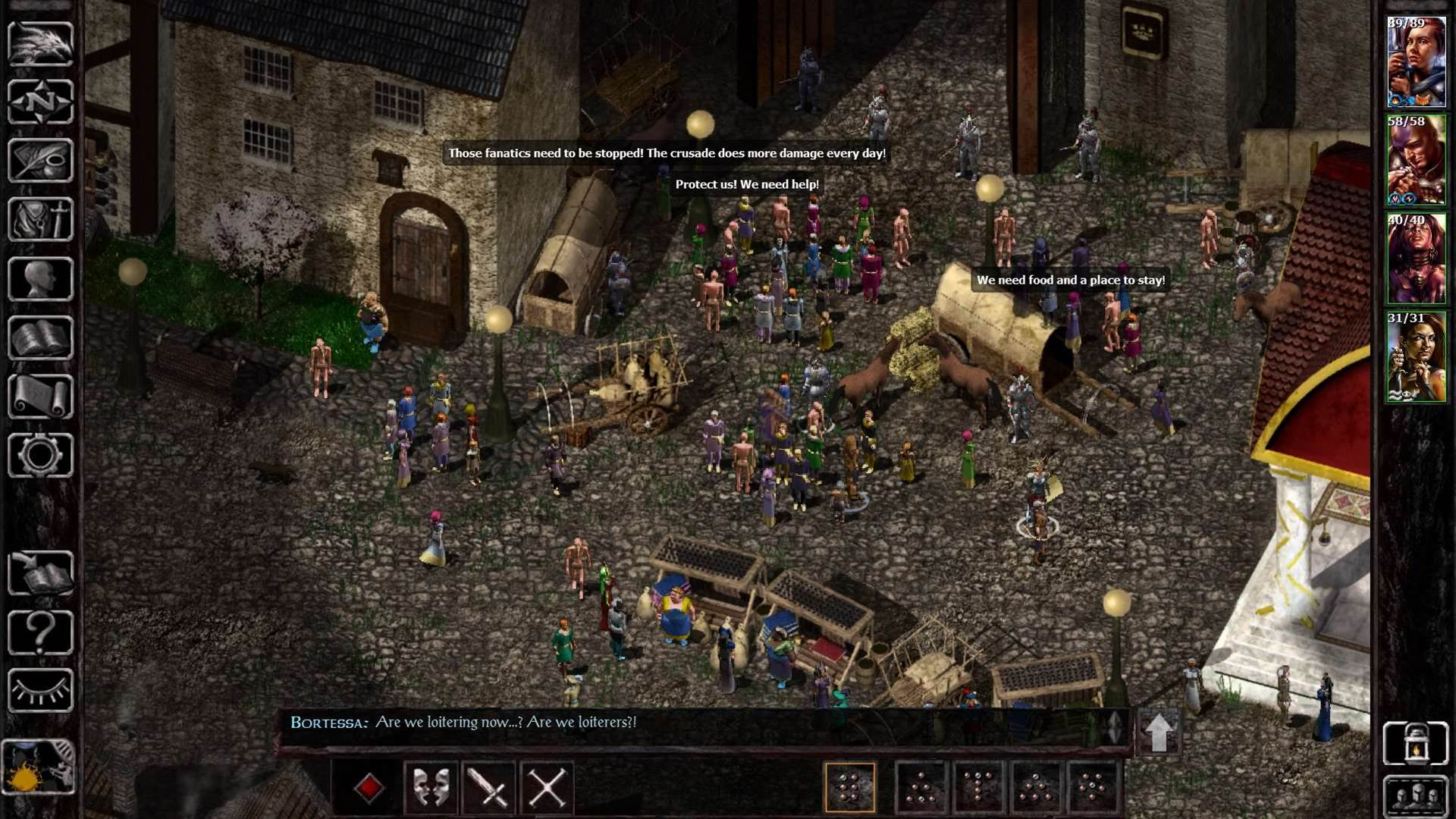 Baldur's Gate: Enhanced Edition gets new Siege of Dragonspear expansion