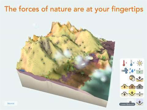 Earth Primer is a beautiful, interactive tour of our planet