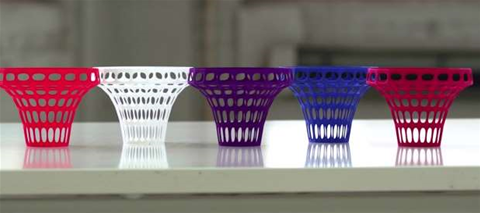 Are these the 3D printers that will disrupt manufacturing?