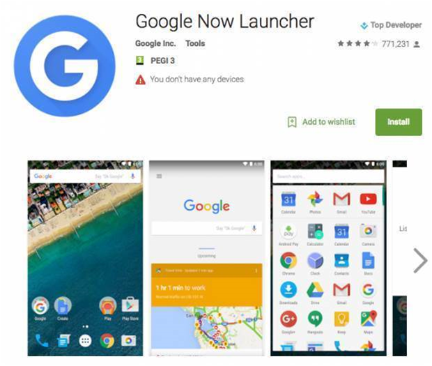 Google is getting rid of Android's Google Now Launcher