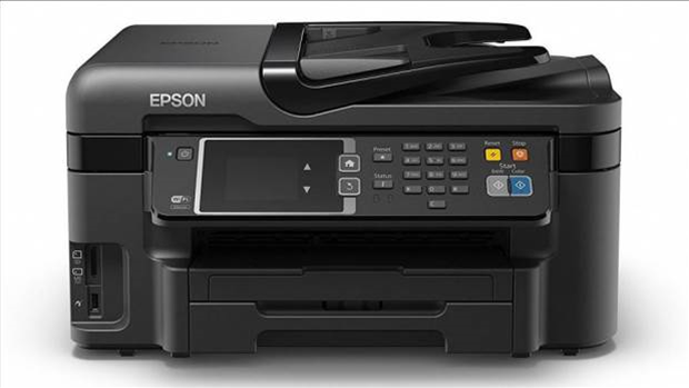 Review: Epson WorkForce WF-3620DWF