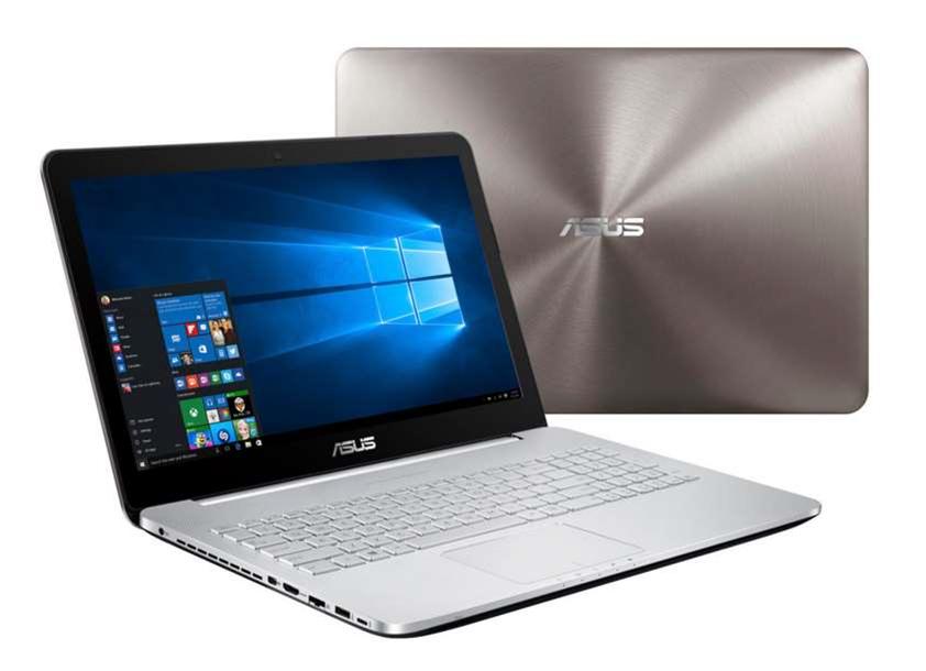 Asus announces new 'entertainment-focused' N552 laptop