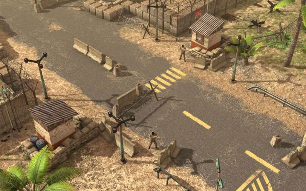 Jagged Alliance: Back In Action backs out of being all that good