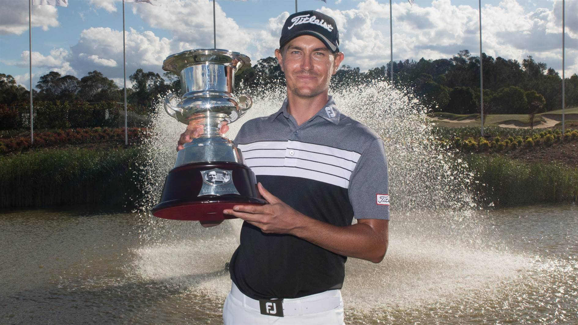 NSW OPEN: Scrivener finally takes his chance