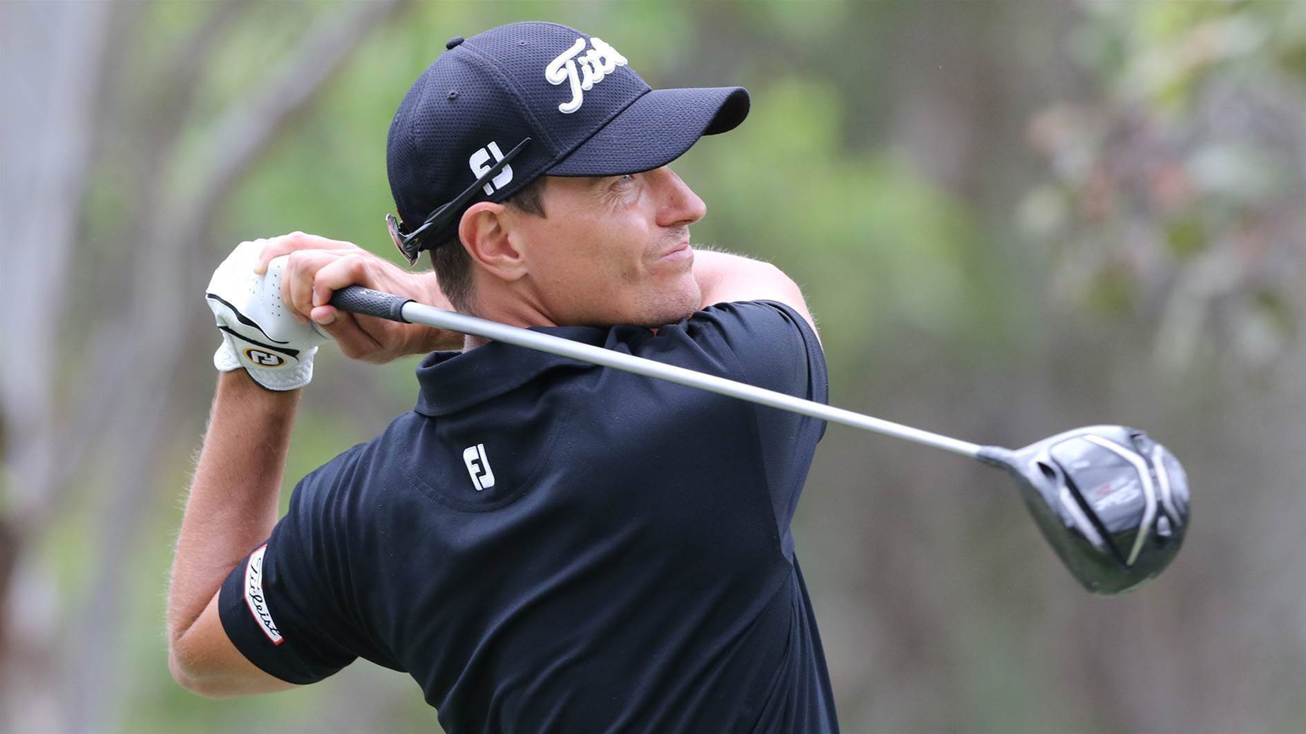 NSW OPEN: Scrivener the man to beat at Twin Creeks