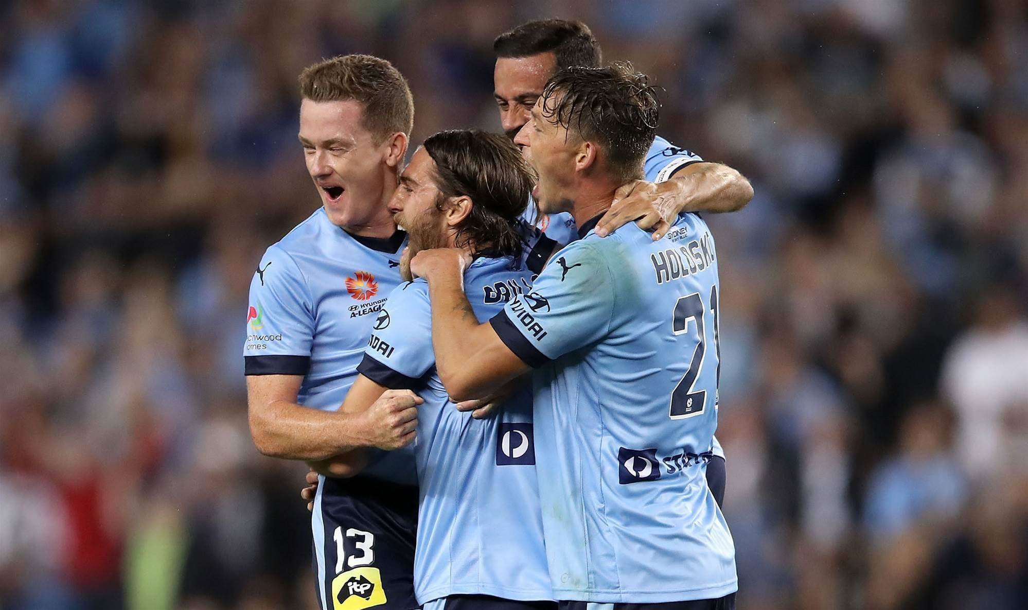 Sydney crush Glory to clinch home final