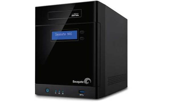 Product Brief: Seagate Business Storage 4-bay NAS