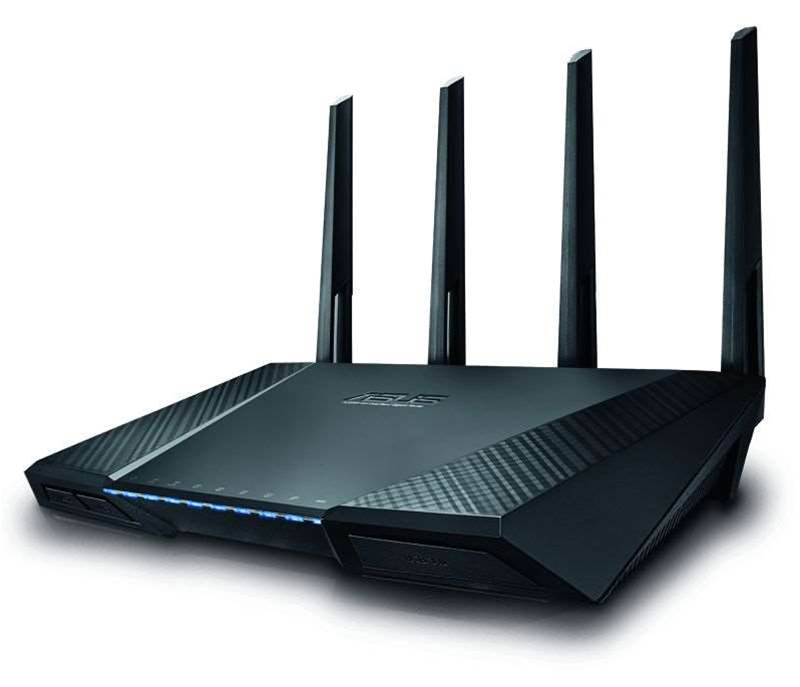 Asus' high end RT-AC87U router reviewed