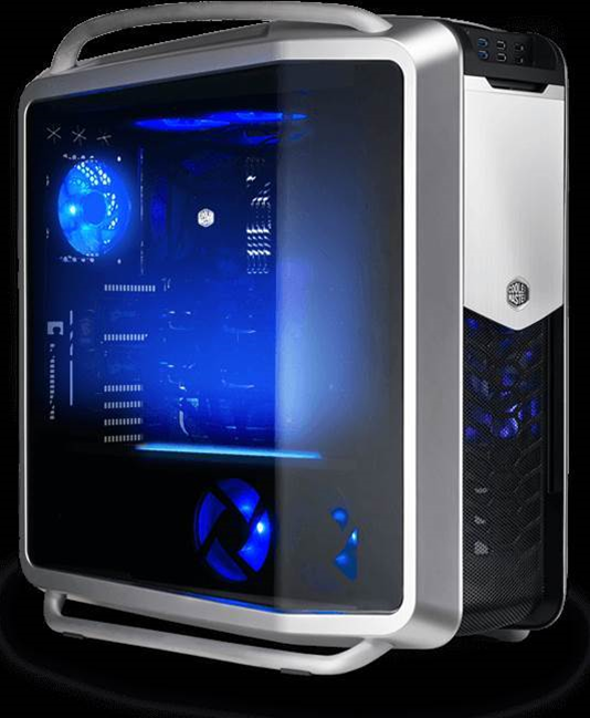 Cooler Master goes back to the classics with the Cosmos II 25th Anniversary Edition case