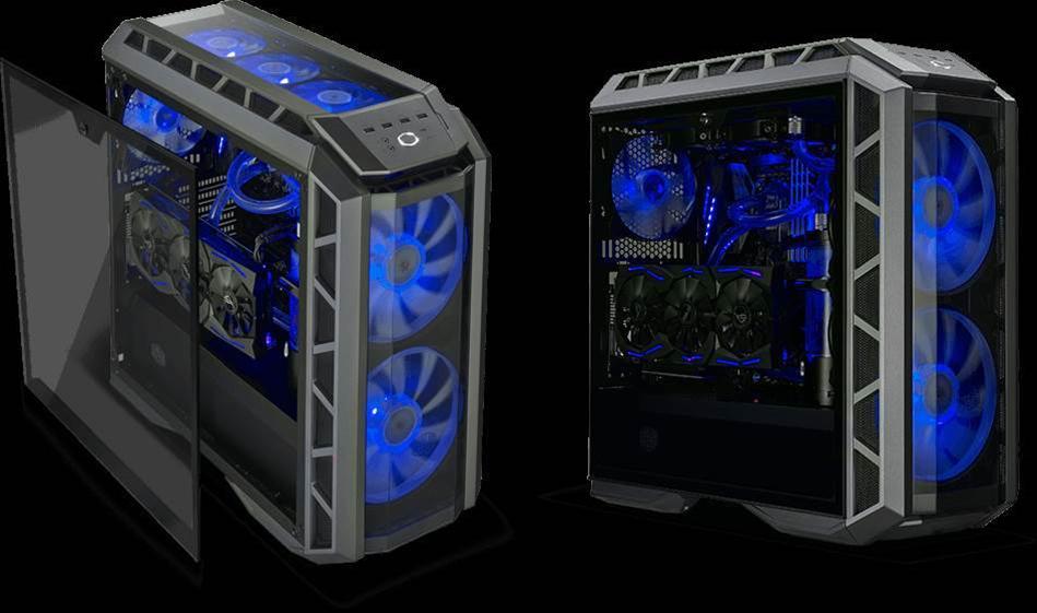 Cooler Master unveils new MasterCase H500P