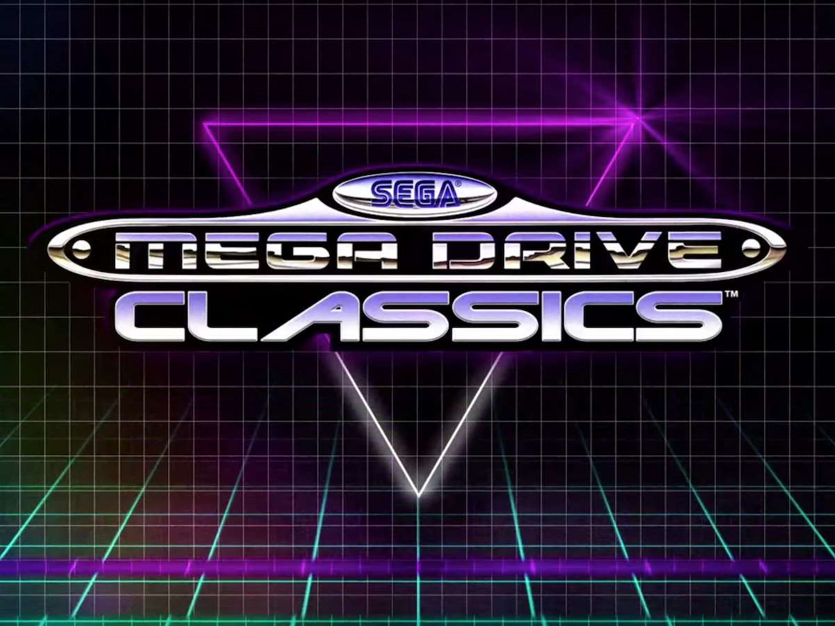 Sega will let you officially mod classic Mega Drive games on Steam