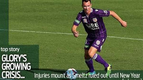 Glory's growing injury crisis