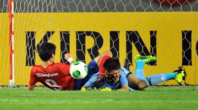 Korea and China play out East Asia stalemate