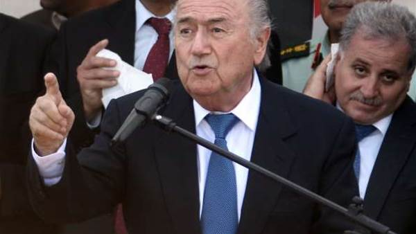 Blatter hints at winter World Cup