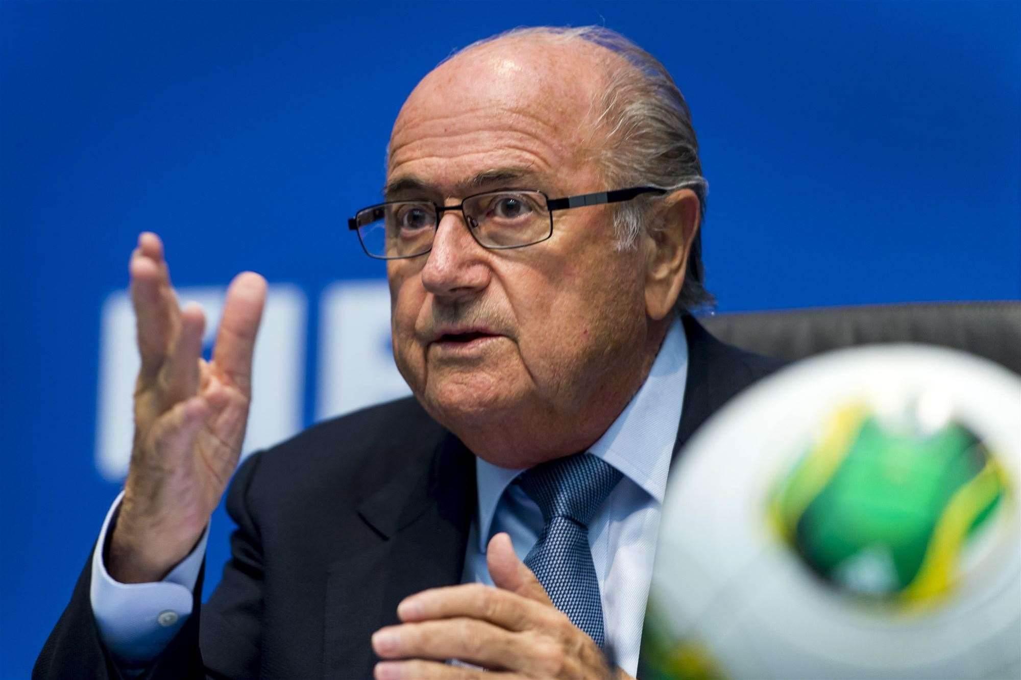 Blatter: Qatar will host WC