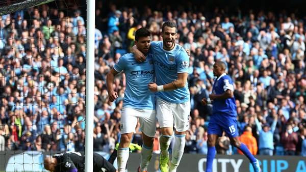 Aguero is one of the world's best, says Pellegrini