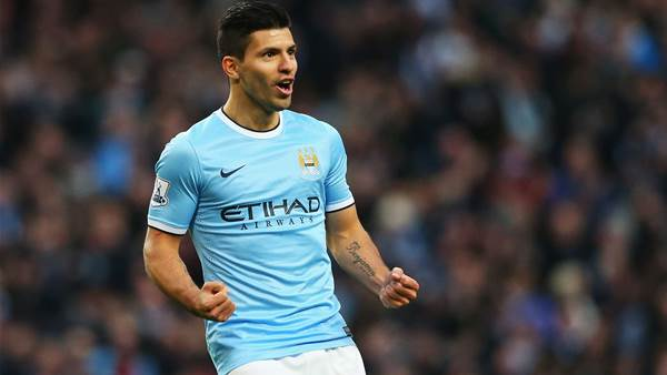 Pellegrini hails Aguero as Premier League's best