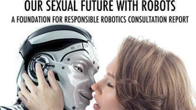 Sex robots are the future - maybe