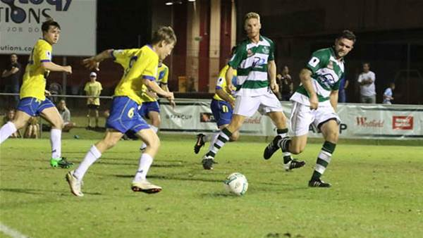 Strikers rove to scintillating six