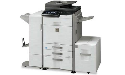 What sort of office printer does $12,000 buy you?