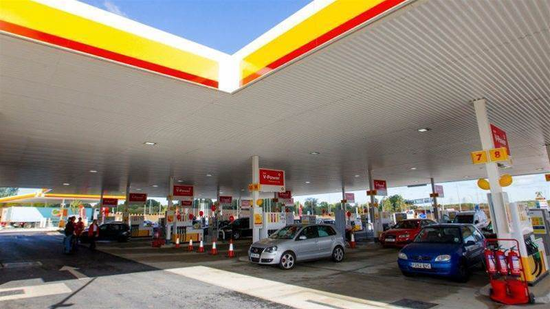 Shell blends data to personalise fuel