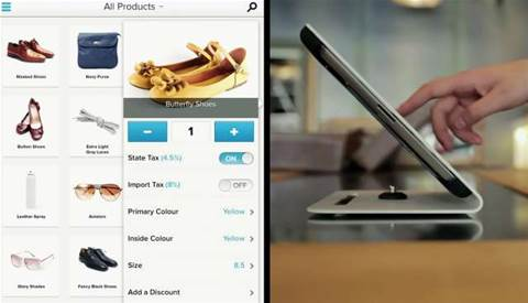 Shopify jumps on in-store iPad trend with new POS system