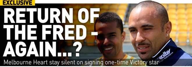 Return Of The Fred...Again?