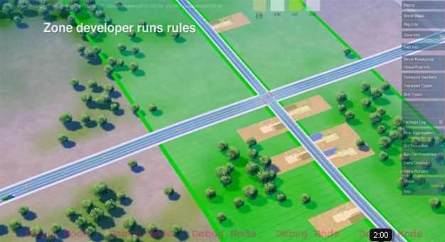 SimCity's sandpit