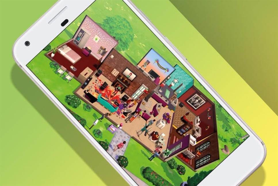 Wabadebadoo! The Sims is coming to smartphones