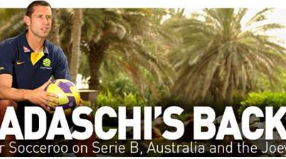 Madaschi Aims For Roo Return