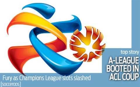 Anger as AFC cut A-League's ACL spots