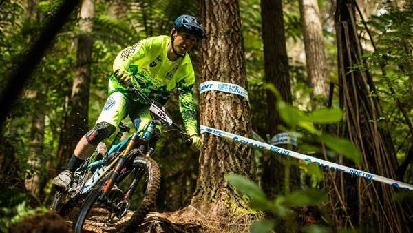 Chris Panozzo: looking ahead to the Shimano Enduro Tasmania