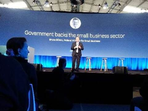 Make it easier to run a small business, says Minister
