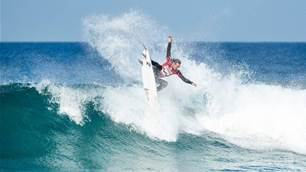 Top Seeds Falter At Ballito Pro