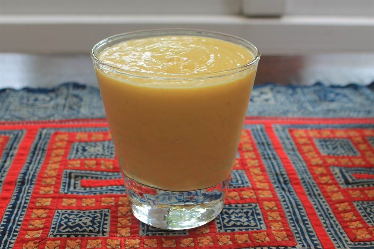 Recipe: Four ingredient smoothie