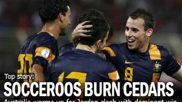 Australia Ends Four-Game Winless Run