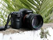 Review: Sony A99 II A-mount camera