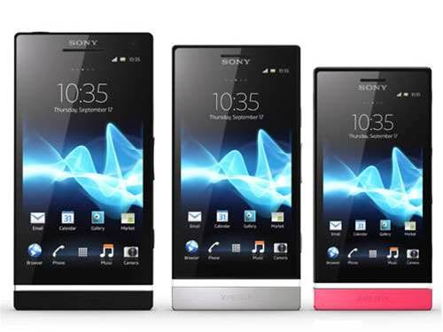 MWC 2012 – Sony Xperia P and Xperia U join the Sony Mobile fold