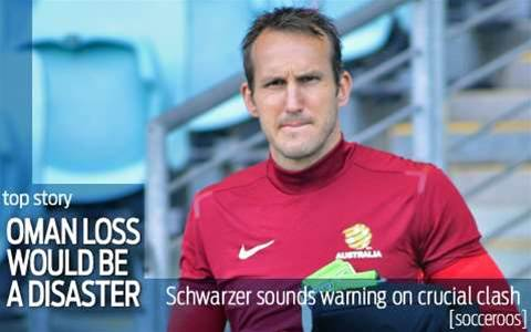 'Disaster' fear for Schwarzer against Oman