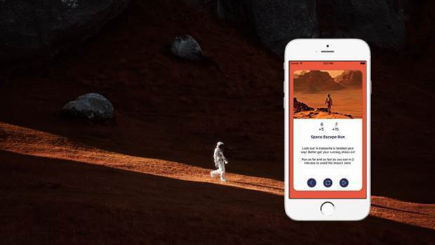 The Finnish app that trains you to be an astronaut just signed a major deal with NASA