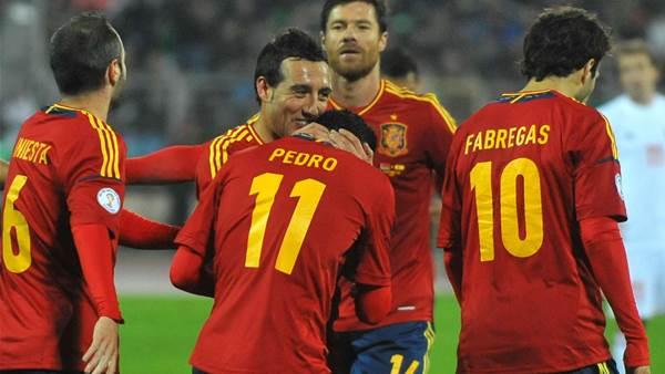 Spain confident Belarus clash will go ahead