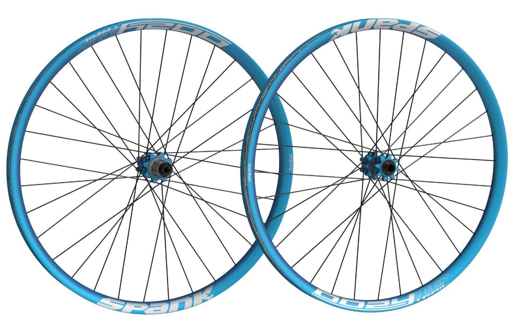 TESTED: Spank Oozy Trail 395+ Wheels