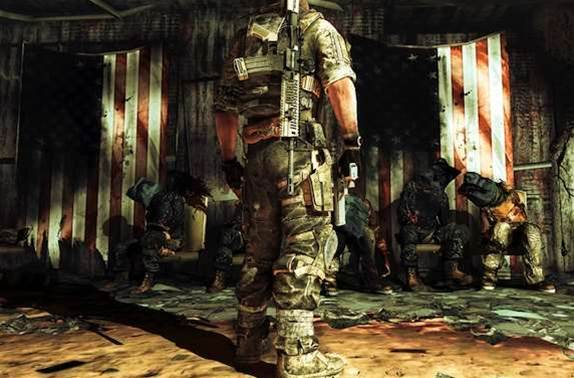 Spec Ops: The Line review - could have been so damn good