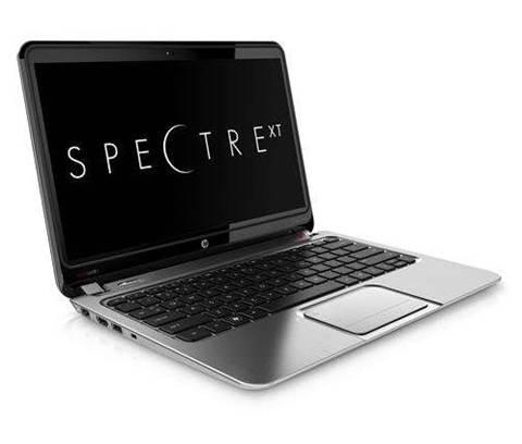HP unveils new Spectre, Elite ultrabooks