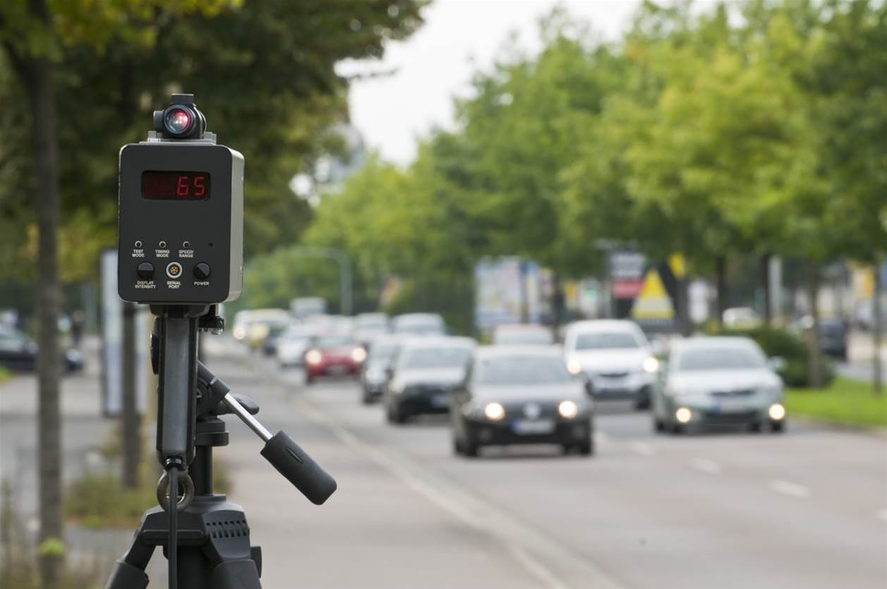 Ransomware strikes Victorian speed cameras