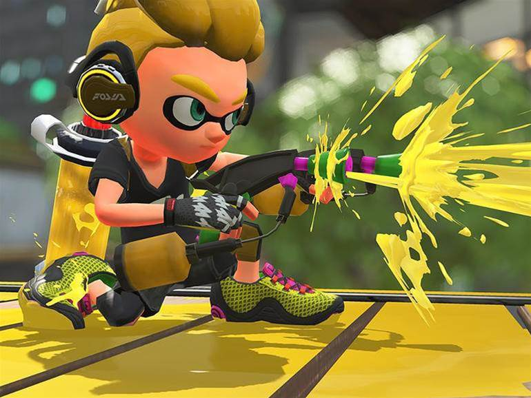 Splatoon 2 shows that shooters can be fun without being violent